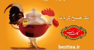 قیمت چای گلستان نیم کیلویی