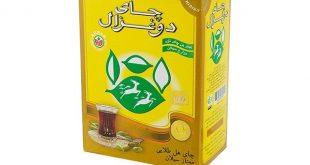 قیمت چای دو غزال 250 گرمی
