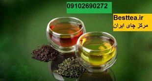 خرید چای کیسه ای طعم دار بصورت عمده در بازار