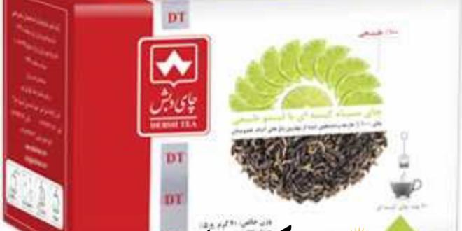 محصولات چای دبش اصل