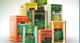 نمایندگی فروش چای فومنات