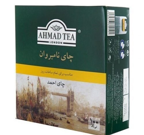 Photo of فروش عمده چای نامبروان احمد از درب کارخانه