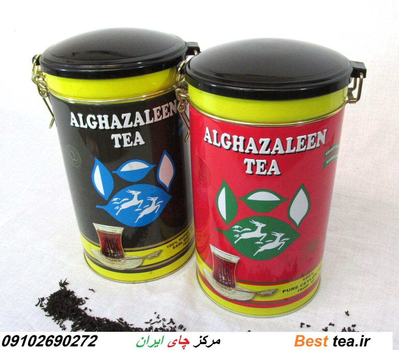 خرید عمده چای دو غزال