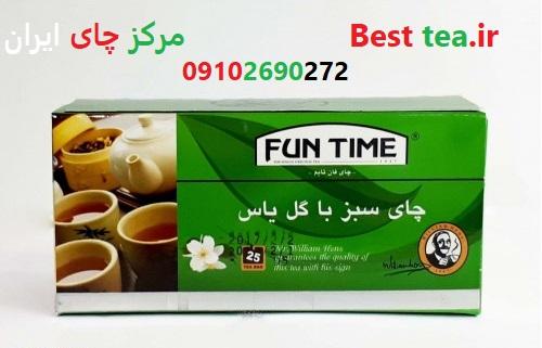 خرید چای فان تایم