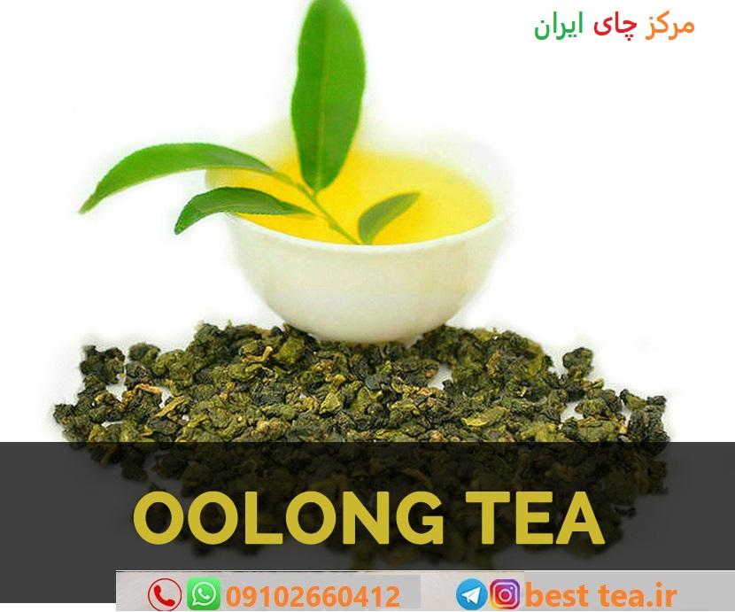 خرید عمده چای اولانگ از وارد کننده